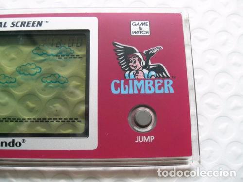 Videojuegos y Consolas: GAME AND WATCH. CRYSTAL SCREEN CLIMBER DR-802. NUEVA!!! - Foto 7 - 149505970