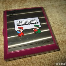 Videojuegos y Consolas: GAME AND WATCH / GAME & WATCH ~ MARIO BROS ~ NINTENDO ~ LEER!. Lote 149684806