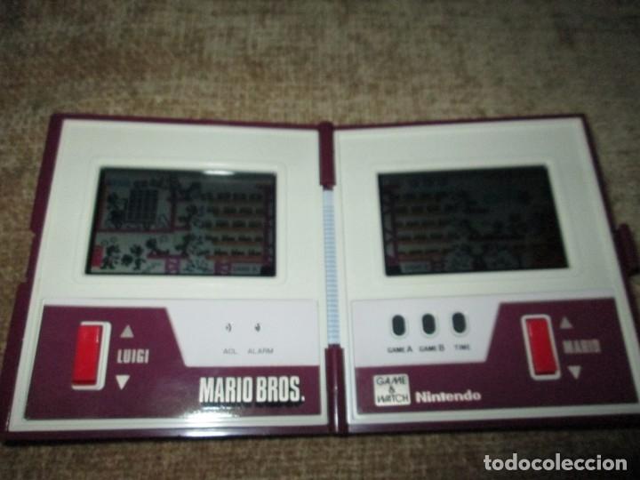 Videojuegos y Consolas: GAME AND WATCH / GAME & WATCH ~ MARIO BROS ~ NINTENDO ~ LEER! - Foto 3 - 149684806