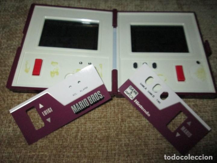 Videojuegos y Consolas: GAME AND WATCH / GAME & WATCH ~ MARIO BROS ~ NINTENDO ~ LEER! - Foto 4 - 149684806