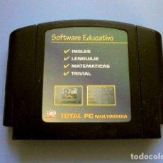 Videojuegos y Consolas: CARTUCHO PARA LA CONSOLA TOTAL PC MULTIMEDIA (BIZAK) - SOFTWARE ORDENADOR. Lote 149992114