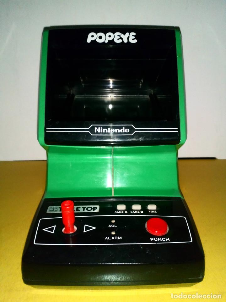 Dificil consola nintendo table top tabletop pop - Sold