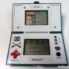 Videojuegos y Consolas - Nintendo Game&Watch Zelda. Multi Screen. Intacta, como nueva. - 150248734