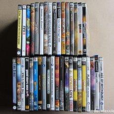 Videojuegos y Consolas: LOTE DE 37 JUEGOS DE PC Y ALGUNO DE PLAY STATION. TODOS ORIGINALES. Lote 150251806