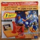 Videojuegos y Consolas: GAME & WATCH CON JOYSTICK J-ACT OLYMPIC VOLLEY BALL. NUEVO EN EMBALAJE ORIGINAL. Lote 150586106