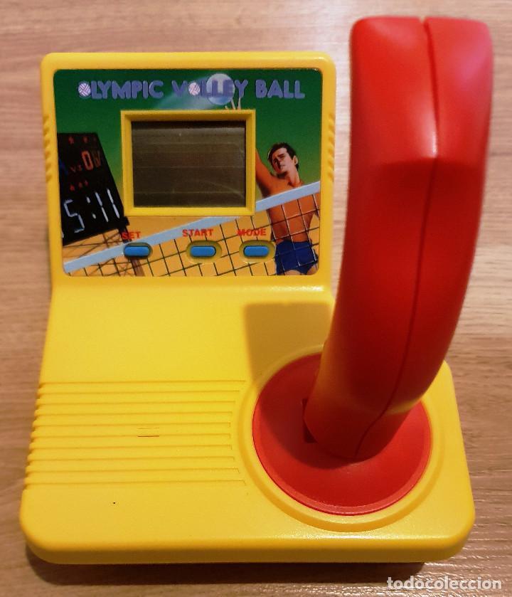 Videojuegos y Consolas: GAME & WATCH CON JOYSTICK J-ACT OLYMPIC VOLLEY BALL. NUEVO EN EMBALAJE ORIGINAL - Foto 2 - 150586106