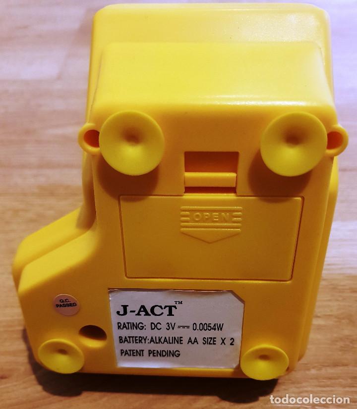 Videojuegos y Consolas: GAME & WATCH CON JOYSTICK J-ACT OLYMPIC VOLLEY BALL. NUEVO EN EMBALAJE ORIGINAL - Foto 3 - 150586106