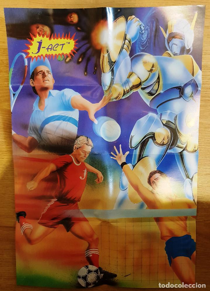 Videojuegos y Consolas: GAME & WATCH CON JOYSTICK J-ACT OLYMPIC VOLLEY BALL. NUEVO EN EMBALAJE ORIGINAL - Foto 5 - 150586106