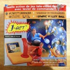 Videojuegos y Consolas: GAME & WATCH CON JOYSTICK J-ACT ROBOT DEFENDER. NUEVO EN EMBALAJE ORIGINAL. Lote 150586454