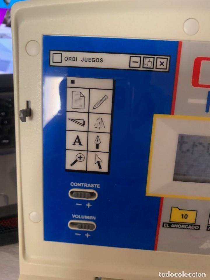 Videojuegos y Consolas: ORDENADOR INFANTIL COMPU PEQUE DE YENO - DESCATALOGADO - Foto 3 - 150643206