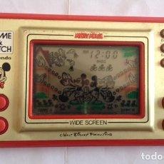 Videojuegos y Consolas: NINTENDO - MICKEY MOUSE - GAME & WATCH. FUNCIONANDO. CON SONIDO.. Lote 150793234