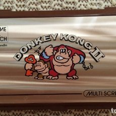 Videojuegos y Consolas: NINTENDO GAME AND WATCH DONKEY KONG 2 - VERY GOOD STATE! - SEE PICTURES. Lote 150932950
