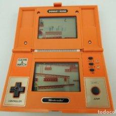 Videojuegos y Consolas: GAME & WATCH DONKEY KONG NINTENDO DK-53. Lote 151039382