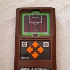 Videojuegos y Consolas: MATTEL ELECTRONICS SOCCER FUTBOL. Lote 151082769