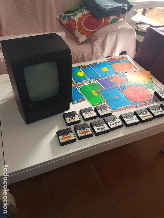 Videojuegos y Consolas: CONSOLA VECTREX AÑOS 80 MAS 12 JUEGOS CON SUS LAMINAS - Foto 12 - 151121310