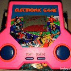 Videojuegos y Consolas: ANTIGUA MAQUINITA DE JUEGOS EN SU CAJA ELECTRONIC GAME . Lote 151243742