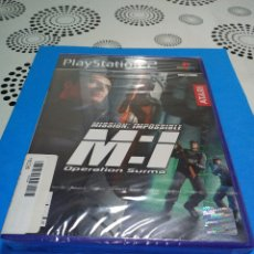 Videojuegos y Consolas: (PRECINTADO) MISSION INPOSSIBLE OPERATION SURMA PS2. Lote 151305484