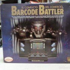 Videojuegos y Consolas: BARCODE BATTLER EL CONFLICTO DEL COMERCIO DE BIZAK. Lote 151354706