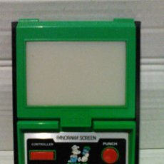 Videojuegos y Consolas: POPEYE PANORAMA SCREEN GAME & WATCH NINTENDO G&W GAME&WATCH. Lote 151376346