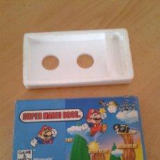 Videojuegos y Consolas: NINTENDO GAME&WATCH WIDESCREEN SUPER MARIO BROS. YM-105 CAJA COMPLETA BOX+FOAM R8579. Lote 151377570
