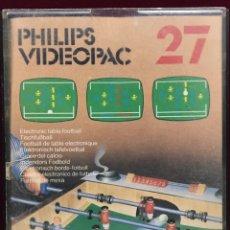 Videojuegos y Consolas: JUEGO PHILIPS VIDEOPAC NÚMERO 27. Lote 151381077
