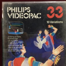 Videojuegos y Consolas: JUEGO PHILIPS VIDEOPAC NÚMERO 33. Lote 151381472