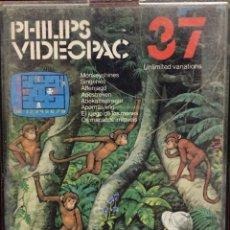 Videojuegos y Consolas: JUEGO PHILIPS VIDEOPAC NÚMERO 37. Lote 151382793