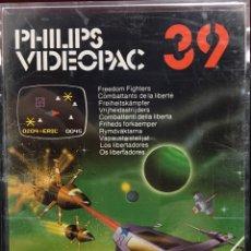 Videojuegos y Consolas: JUEGO PHILIPS VIDEOPAC NÚMERO 39. Lote 151382945