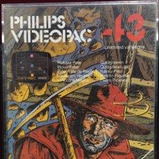 Videojuegos y Consolas: JUEGO PHILIPS VIDEOPAC NÚMERO 43. Lote 151383072