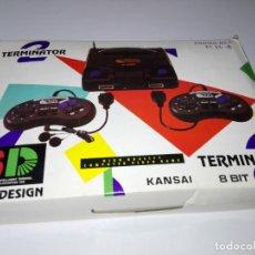 Videojuegos y Consolas: JUEGO CONSOLA-TERMINATOR-CHINA-BUEN ESTADO-NO ENTIENDO TEMA-SIN TESTAR-VER FOTOS. Lote 151443466