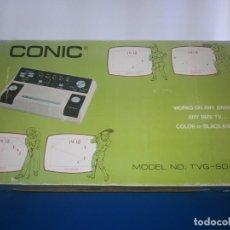 Videojuegos y Consolas: CONIC . Lote 151477902
