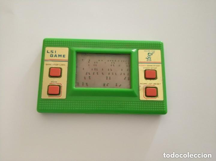 Videojuegos y Consolas: maquina juego LSI Game & Watch hound dog made in japan - Foto 1 - 151638470