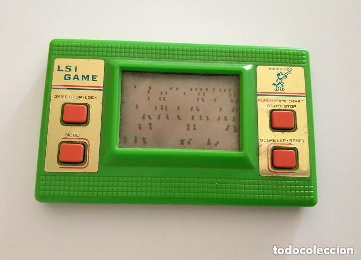 Videojuegos y Consolas: maquina juego LSI Game & Watch hound dog made in japan - Foto 2 - 151638470