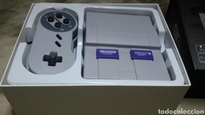 Videojuegos y Consolas: consola de mesa super mini sfc - Foto 6 - 153555740