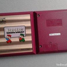Videojuegos y Consolas: NINTENDO GAME&WATCH MULTISCREEN MARIO BROS. MW-56 NEAR MINT PROTECTOR SLEEVE!!! R8617. Lote 151980798