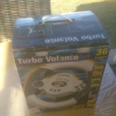 Videojuegos y Consolas: TURBO VOLANTE CEFA. Lote 152373314