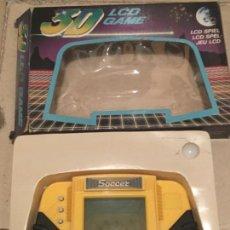 Videojuegos y Consolas: CONSOLA SOCCER LCD GAMES MUY BUEN ESTADO CON LA CAJA ORIGINAL . Lote 152915846