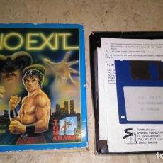 Videojuegos y Consolas: JUEGO PARA PC , NO EXIT TOMAHAWK. Lote 153247998
