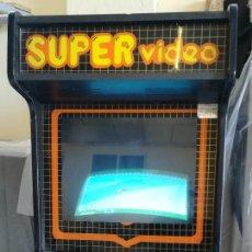 Videojuegos y Consolas - Maquina Recreativa Arcade Original con Juego SUPERPANG - 153403998