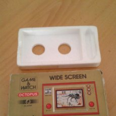 Videojuegos y Consolas: NINTENDO GAME&WATCH WIDESCREEN OCTOPUS OC-22 CAJA COMPLETA BOX+FOAM VER!! R8692. Lote 154004770