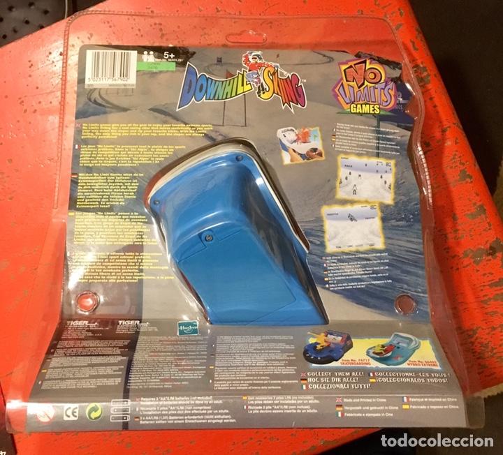 Videojuegos y Consolas: CONSOLA TIGER DOWNHILL SKIING - Foto 2 - 154349348