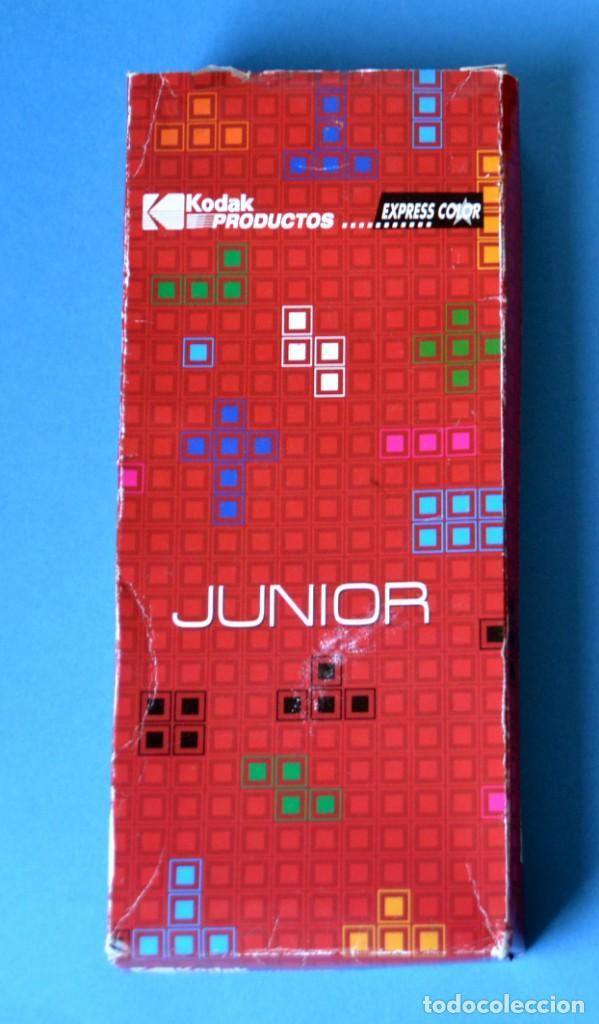 Videojuegos y Consolas: CONSOLA JUEGO DE LADRILLOS JUNIOR - KODAK NUEVA SIN USAR (RARISIMA) - Foto 3 - 155918328