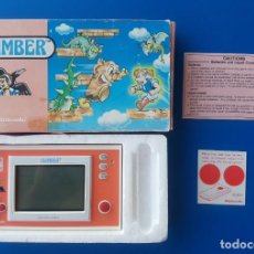Videojuegos y Consolas: NINTENDO GAME & WATCH CLIMBER DR-106 1988 / TODO ORIGINAL /SERIE NEW WIDE SCREEN /CONSOLA GAME&WATCH. Lote 154866418