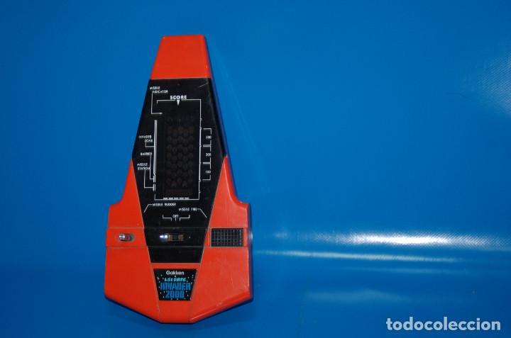 CONSOLA VINTAGE INVADER 2000 - GAKKEN - LSI GAME - MADE IN JAPAN 1982 (Juguetes - Videojuegos y Consolas - Otros descatalogados)