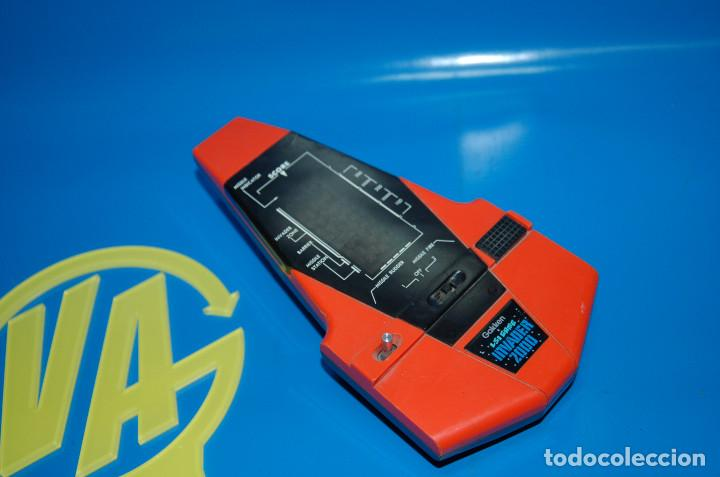 Videojuegos y Consolas: Consola vintage INVADER 2000 - GAKKEN - LSI GAME - MADE IN JAPAN 1982 - Foto 6 - 155894588