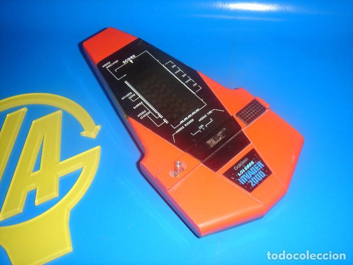 Videojuegos y Consolas: Consola vintage INVADER 2000 - GAKKEN - LSI GAME - MADE IN JAPAN 1982 - Foto 9 - 155894588