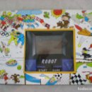 Videojuegos y Consolas: MAQUINITA LCD ROBOT - SIN ESTRENAR - HAND HELD GAMES - AÑOS 80. Lote 155286210