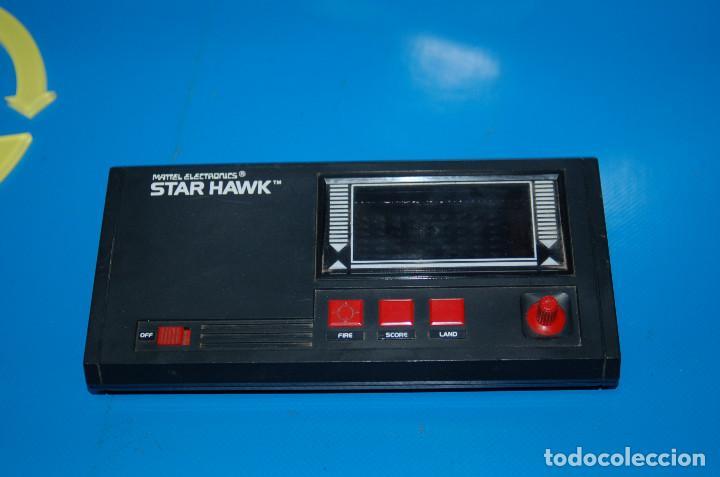mattel star hawk