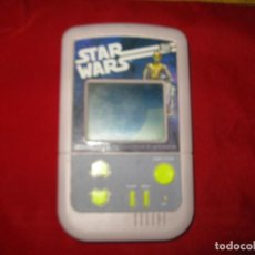 Videojuegos y Consolas: STAR WARS FALTA TAPA PILAS FUNCIONA NO GAME&WATCH (MICRO GAMES USA). Lote 155341694