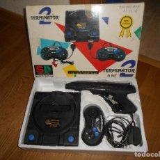 Videojuegos y Consolas: CONSOLA TERMINATOR 2 8 BIT NES NASA CLONICA FAMICOM. Lote 196342862